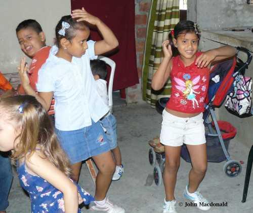 Dancing one