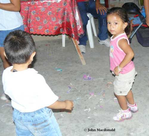 Dancing two