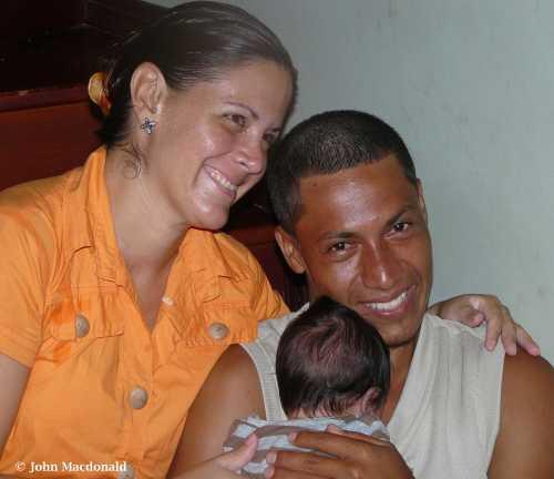 Sherri and Javier