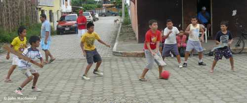 Game action