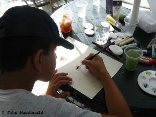 Ruben painting
