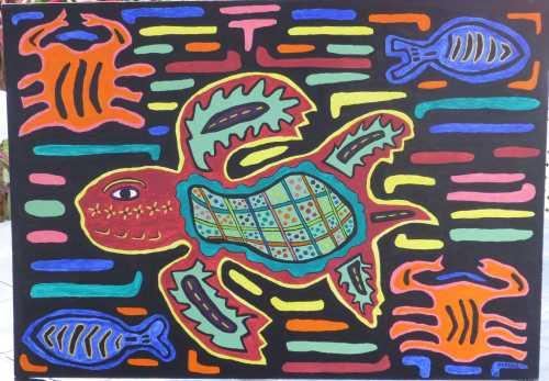 tortuga and amigos