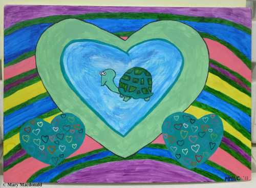 turtle heart