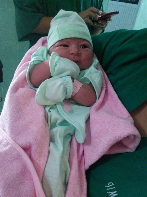 Malena's Baby