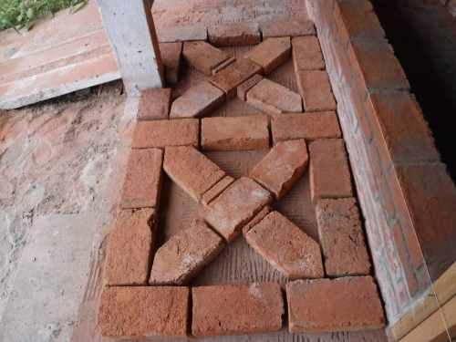 Brick details